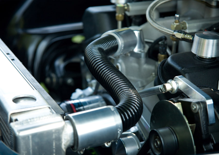 Диагностика и ремонт системы охлаждения двигателя